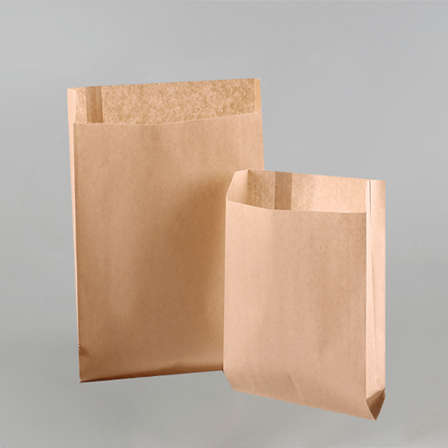 kraft paper bag Disposable bag