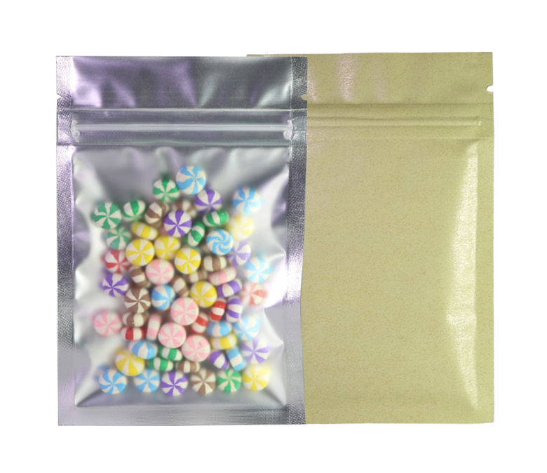 Heat Sealable Small Zip Lock Bags