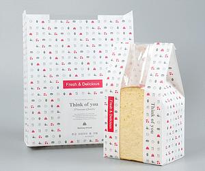 bakery window bags