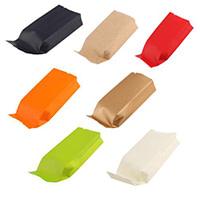 Flat Kraft Paper Storage Bags1