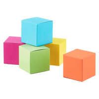 gift boxes assorted bright