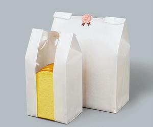 Bread packaging bags Bread paper bag, Paper Bags